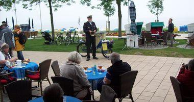 Arp Heinz J. Milchbar Café in Wyk auf Föhr