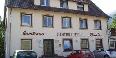 Hintere Höfe Gasthof und Pension in Ottoschwanden Gemeinde Freiamt