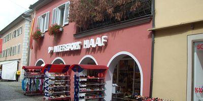Haaf Schuh-und Sporthaus GmbH in Staufen im Breisgau