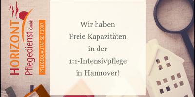 Horizont Pflegedienst GmbH in Hannover