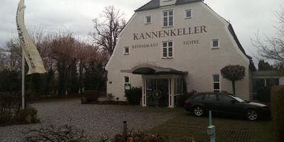 Kannenkeller Hotel und Restaurant Inh. Fam. Pippert in Lauingen an der Donau