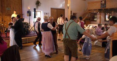Hubert-Live in Parkstetten