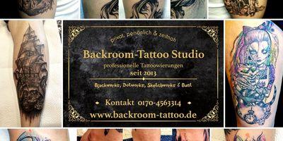 Backroom-Tattoo Studio in Bad Nauheim