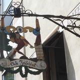 Schmalznudel Café Frischhut in München