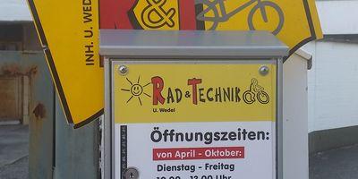 Rad & Technik U.Wedel in Worms