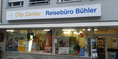 Reisebüro Bühler Lufthansa City Center Business Plus Privatreisen in Darmstadt