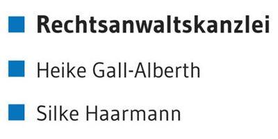 Gall-Alberth Heike & Haarmann Silke Rechtsanwaltskanzlei in Augsburg