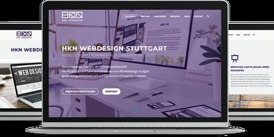 HKN Webdesign Stuttgart in Stuttgart