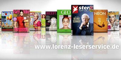 Lorenz Leserservice - Kurt Lorenz GmbH & Co. in Starnberg
