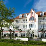 Strandcafe in Ostseebad Binz