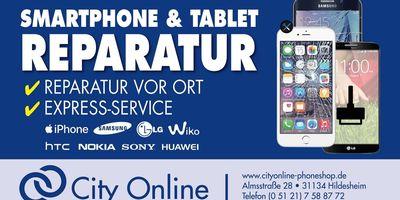 City Online Phoneshop in Hildesheim
