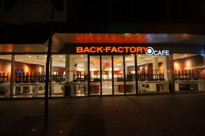 Back Factory Herford bilder und fotos zu back factory bielefeld herforder straße in