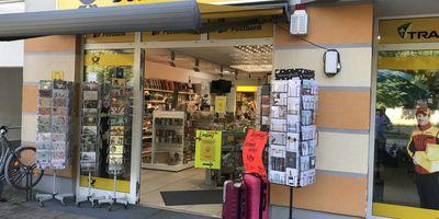 Postfiliale (im Einzelhandel) Trafik in München