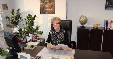 Notarin Roswitha Wiese in Lutherstadt Eisleben