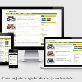 F/X Web Consulting in München