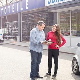 Bild zu Schleuss Autoteilehandel in Ravensburg