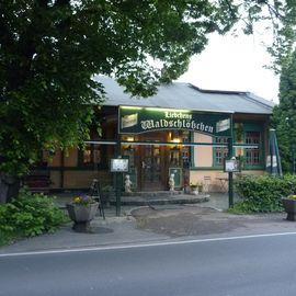 Liebchens Waldschlößchen Hotel und Restaurant in Zieko Stadt Coswig in Anhalt
