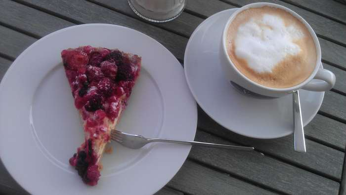 Antik Cafe La Donna