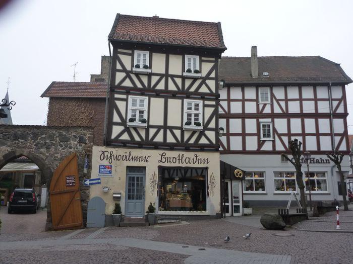 Bilder und Fotos zu Schwälmer Brotladen Bäckerei Viehmeier in Fritzlar, Neustädter Str.