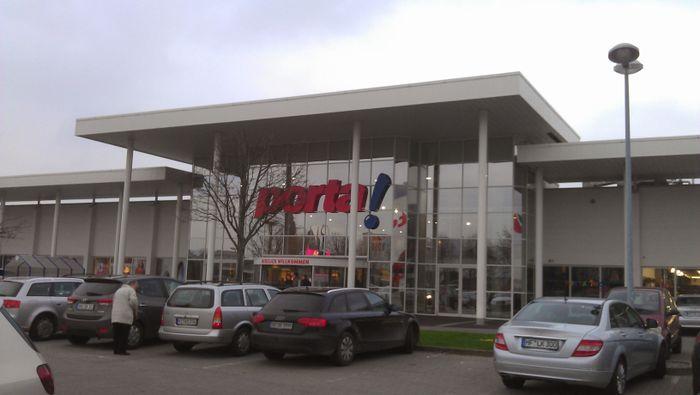 Porta Einrichtungshaus Porta Westfalica Barkhausen 1 Foto