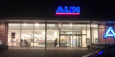 ALDI Nord in Rellingen