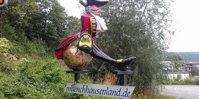 Münchhausen-Stube in Bodenwerder