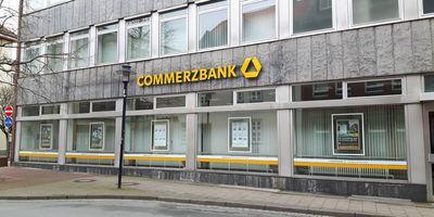 Commerzbank AG in Stadthagen