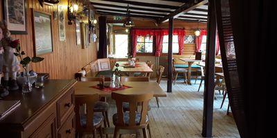 Cafe Hasenacker in Naumburg in Hessen