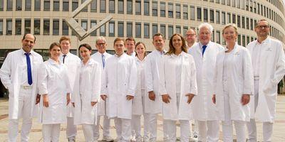Prof. Dr. Dhom & Kollegen MVZ GmbH in Ludwigshafen am Rhein