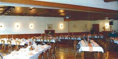Hotel Rose Saalbetrieb in Holsten Mündrup Stadt Georgsmarienhütte