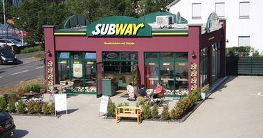 Subway in Gummersbach