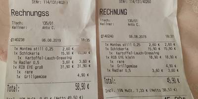 EFFE & GOLD Burger und Bar in Erding