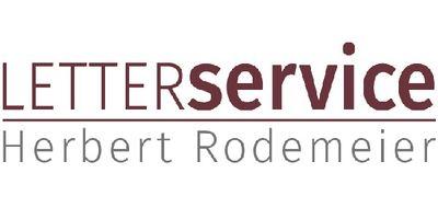Letterservice Herbert Rodemeier in Ronnenberg