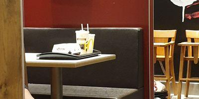 McDonald's Restaurant in Bad Driburg