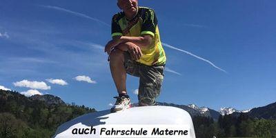 Uwe Materne Fahrschule Fahrlehrer in Sonthofen