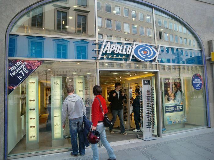 Bilder Und Fotos Zu Apollo Optik In München Neuhauser Str25