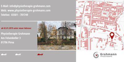 Physiotherapie Grohmann in Pirna