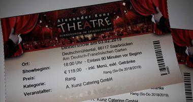 Alexander Kunz Theatre in Saarbrücken