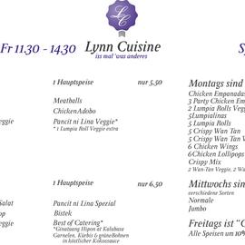Lynn Cuisine in Hamburg
