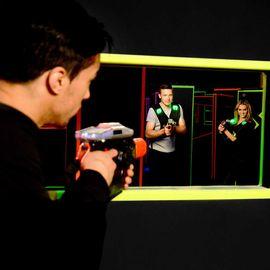 Bild zu LaserTag Evolution Düsseldorf in Düsseldorf