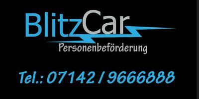 Blitzcar Personenbeförderung Inh. Ünal Cicek in Bietigheim Gemeinde Bietigheim-Bissingen
