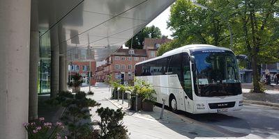 Transpax Busvermietung GmbH in Hamburg