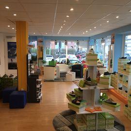 Orthoinsoles Jurtin medical Center in Frankfurt am Main