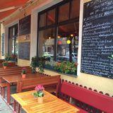 "Café-Restaurant ""Datscha"" Friedrichshain - Russische Spezialitäten, Bar in Berlin"