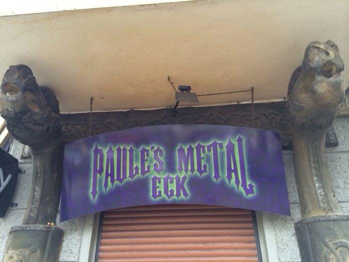 paules metal eck berlin