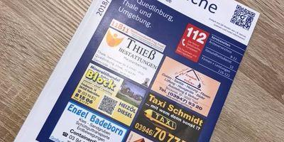 Schmidt-Taxibetrieb in Quedlinburg