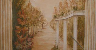 Wandmalerei Colourgames Konstanze Lohrmann in Herrsching am Ammersee