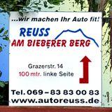 Auto Reuss Am Bieberer Berg KFZ Meisterbetrieb in Offenbach am Main