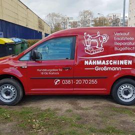 Nähmaschinen Großmann in Rostock