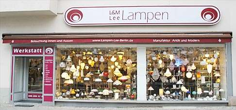 l m lee lampen 4 bewertungen berlin wilmersdorf uhlandstr golocal. Black Bedroom Furniture Sets. Home Design Ideas
